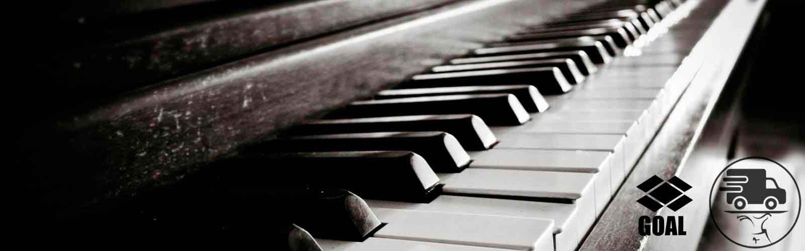Servei de transport de pianos
